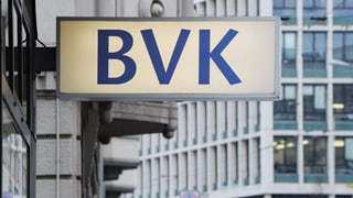 BVK: «Man muss sich nicht kasteien, wenns nicht nötig ist»