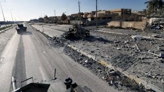 «Abscheuliche Verbrechen» im Irak