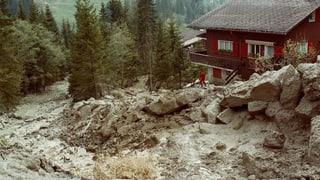 Diskussionen über Finanzierung von Schutzbauten in Gefahrenzonen