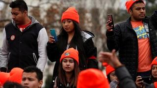 Trump muss jungen Einwanderern Schutzstatus gewähren