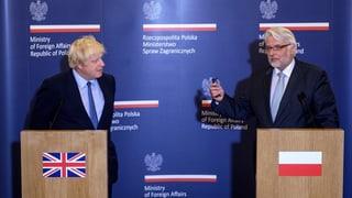 Gewalt gegen Polen: Warschau interveniert in London