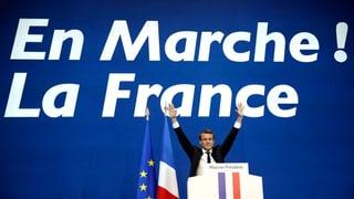 «En Marche!» – Bewegung, Partei oder was eigentlich? Macrons Rückhalt.