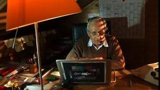 «Störsender.tv»: Dieter Hildebrandt macht Online-Kabarett