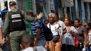 Entgleitet Venezuelas Präsident die Kontrolle über sein Land?