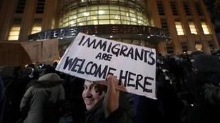 Dretgira retegna scumond d'entrada da Trump