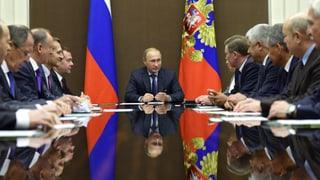 Putin zieht Truppen zurück
