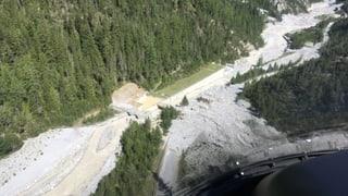 La situaziun en Val S-charl è sa calmada