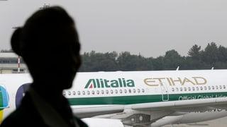 Roma excluda da statalisar Alitalia