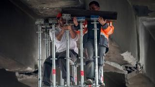 Implenia: «Lastwagenfahrer ist nach Brücken-Unfall aufgewühlt»