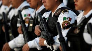 Sechs Polizisten in Mexiko erschossen