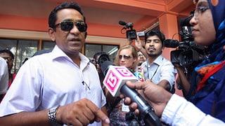 Malediven: Neuer Präsident ist Halbbruder des Autokraten Gayoom