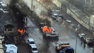 Tote bei Explosion in Izmir