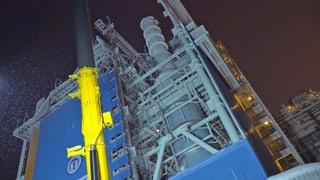 Video «Russlands Rohstoffabbau in der Arktis – trotz Sanktionen» abspielen