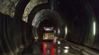 Bundesrat will Lötschberg-Basistunnel ausbauen