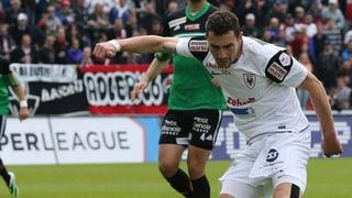 Der FC Aarau erreicht vorzeitig sein Saisonziel Ligaerhalt