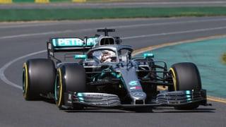 Hamilton mit Rekord-Pole – Räikkönen 9.