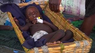 Zehntausende Kinder vom Hungertod bedroht