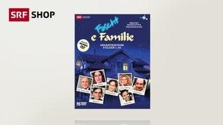 «Fascht e Familie» auf DVD DVD im SRF Shop bestellen
