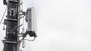 In diesen Gemeinden stehen 5G-Antennen