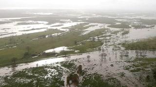Überschwemmungen halten Australien in Atem