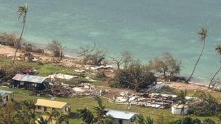 Fidschi-Inseln: Opferzahl nach Zyklon «Winston» steigt