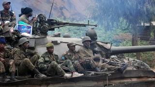 Instabile Waffenruhe im Kongo trotz Sieg über die Rebellen