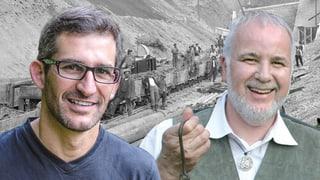 Historischer Bildband: So schufteten die Italiener in Tecknau