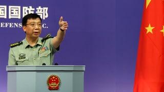 Hacker-Attacken: China bläst zum Gegenangriff