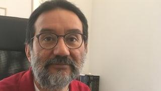 Silva-Ramos: «Mes temperament mexican n'è betg adattà a mintgin» (Artitgel cuntegn audio)
