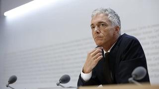 Tribunal penal federal refusa plant da Lauber
