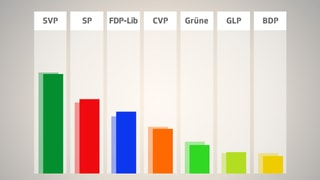 Die FDP im Aufwind