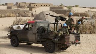 Mali: Sieben Tote bei Einsatz von UNO-Kampfhelikopter