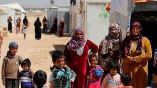 Mehr als fünf Millionen Syrer sind auf der Flucht
