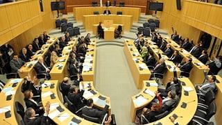 Zypern sucht nach dem Plan B