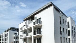 Schweizer Wohnungsmarkt im Gleichgewicht