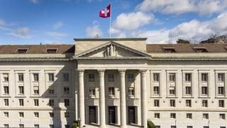 Zäsur für Schweizer Demokratiesystem