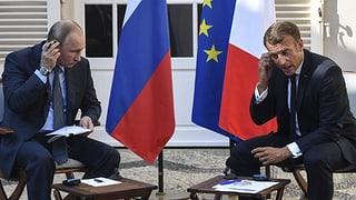 Russland als Partner ist schwierig – Russland als Feind auch