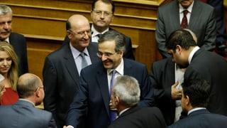 Griechen berechnen Budget anders als ihre Kreditgeber
