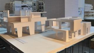 HTW Cuira: Exposiziun en la Werkstatt