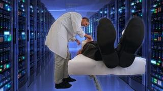 Medizin: Diagnose aus dem Computer