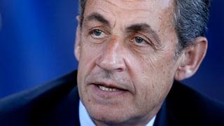 Sarkozy will's nochmal wissen