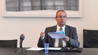 Luzerner Polizeikommandant: «Druck muss man aushalten können»
