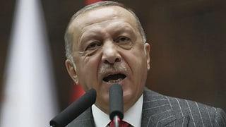 Erdogan massregelt die USA