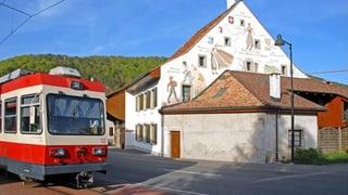 Baselland Transport nimmt Waldenburgerli unter die Fittiche