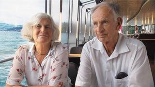Video «Karls Frau hat Alzheimer – Stationen einer Krankheit» abspielen
