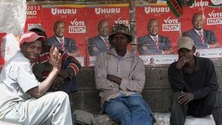 Wahlen in Kenia: Warten, warten und nochmals warten