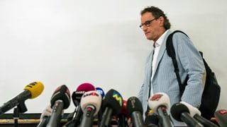 Geri Müller: «Ich schäme mich»