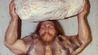 Die älteste Höhlenkunst stammt vom Neandertaler