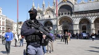 Wachsende Terrorangst in Italien