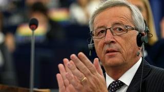 Juncker ist neuer EU-Kommissionspräsident